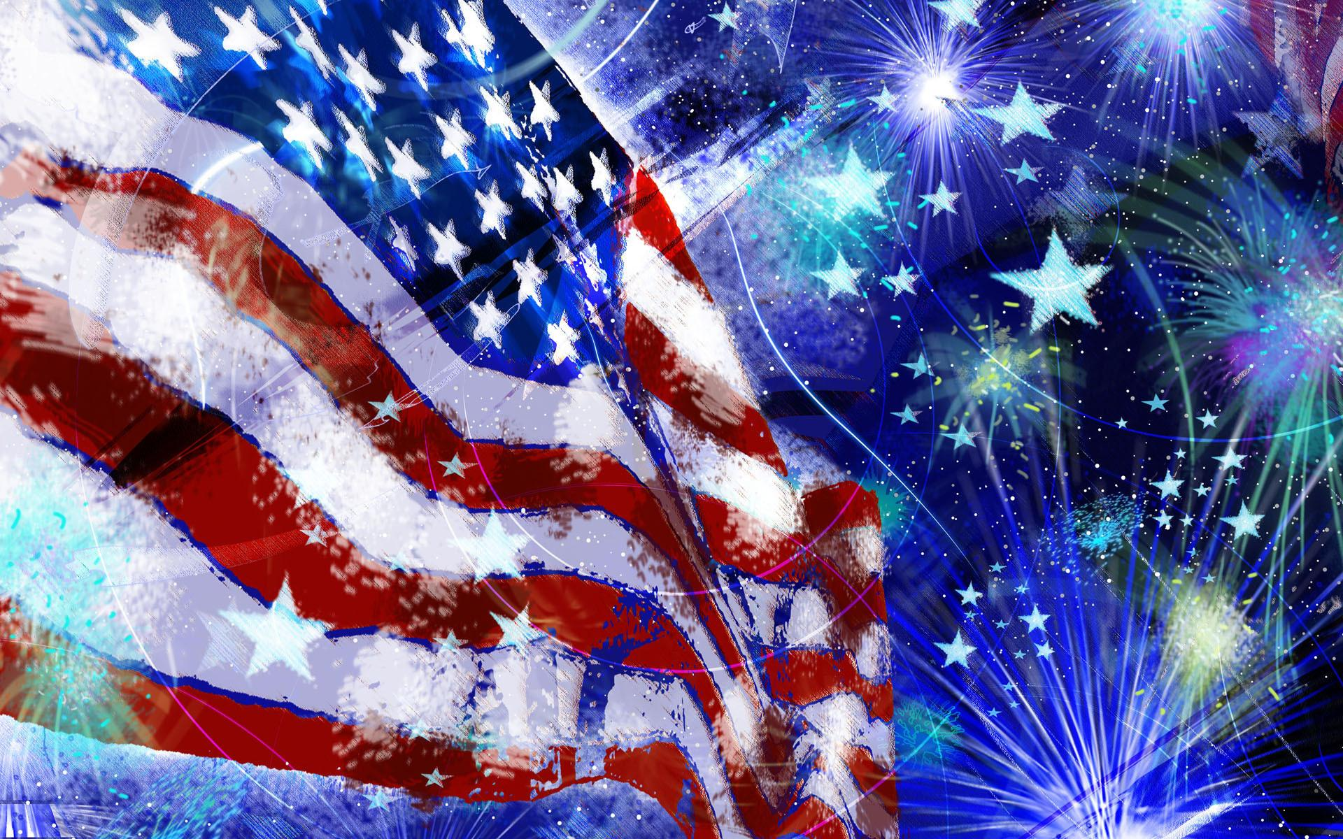 Usa Happy Independence Day 2015 United States America