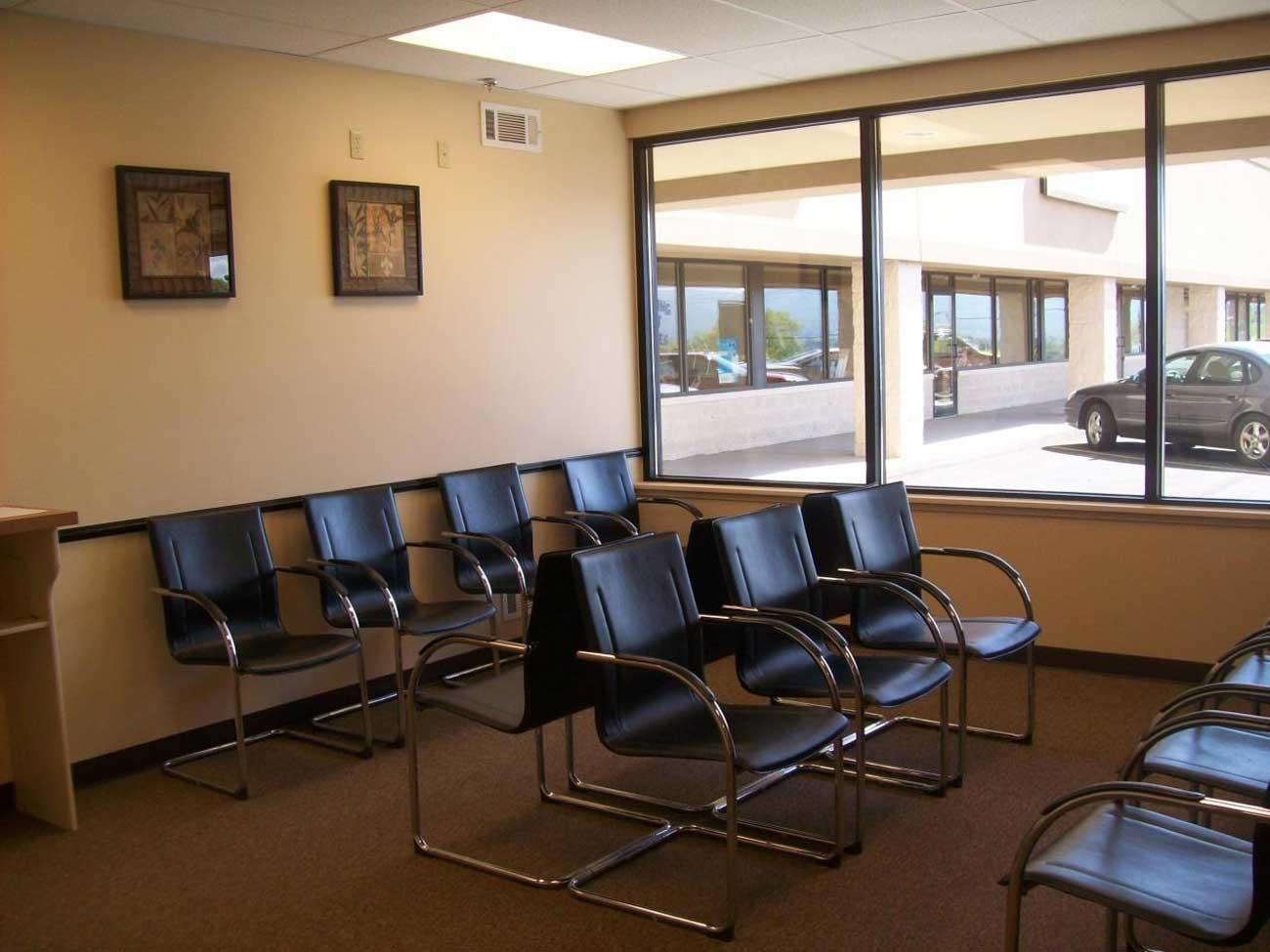 Used Waiting Room Furniture Medical Office Layouts