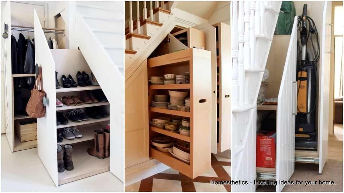 Useful Designs Your Under Stair Storage