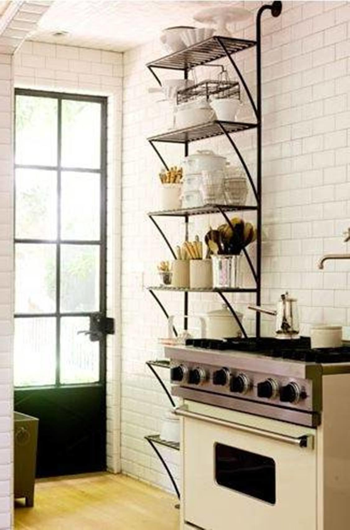 Useful Kitchen Storage Hanging Solutions