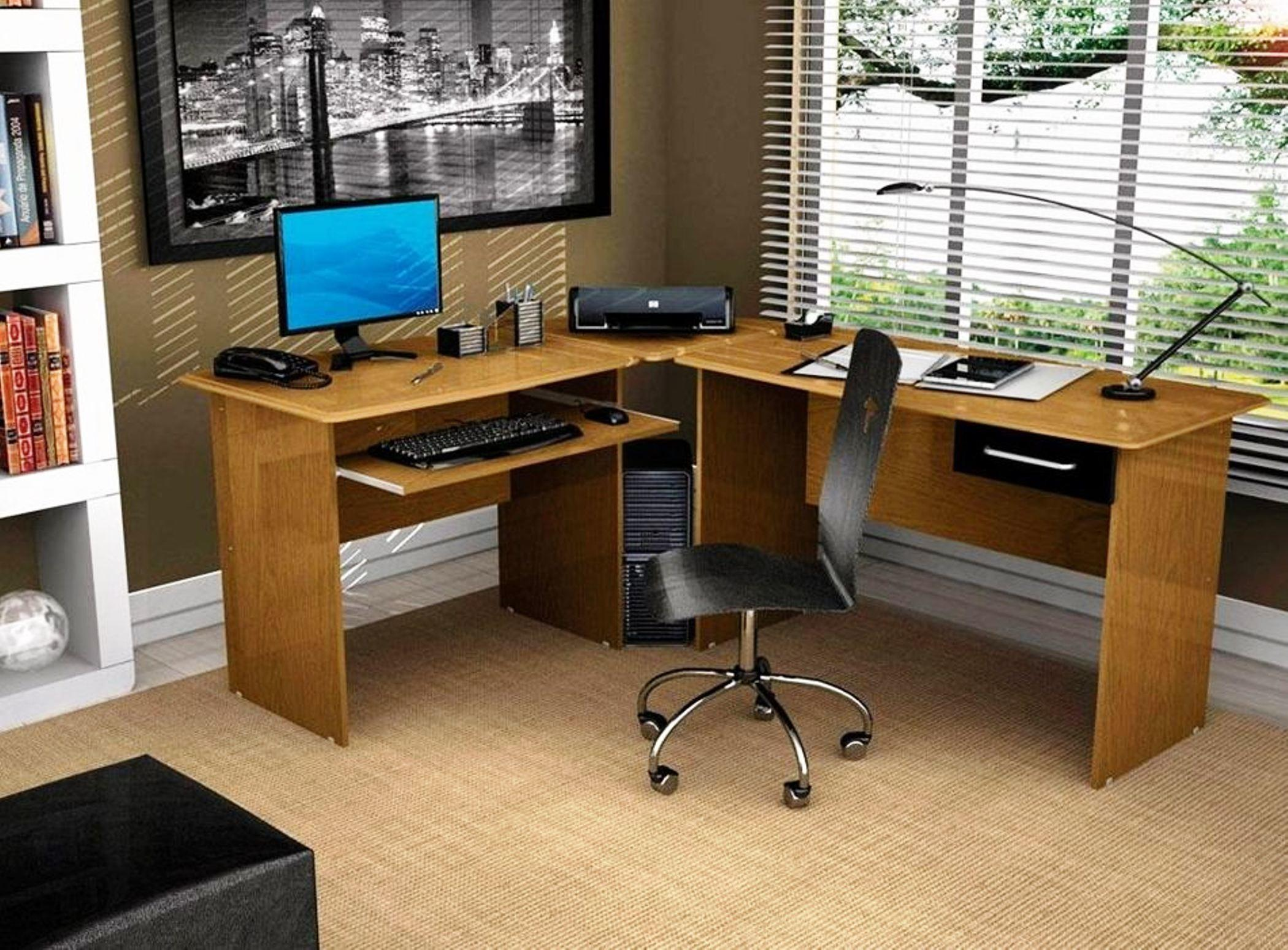 Useful Office Desk Adjustable Every Space Finding