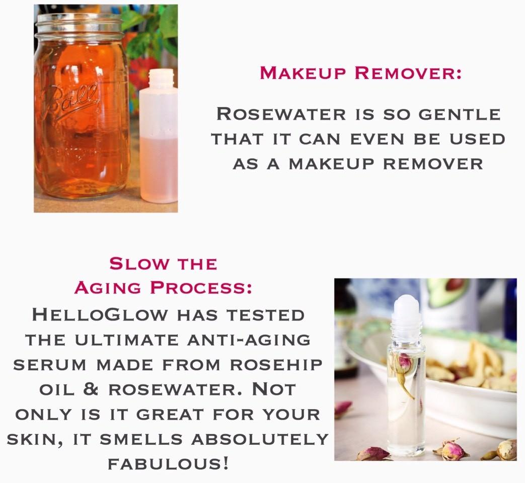 Uses Rosewater Make Your Own Musely