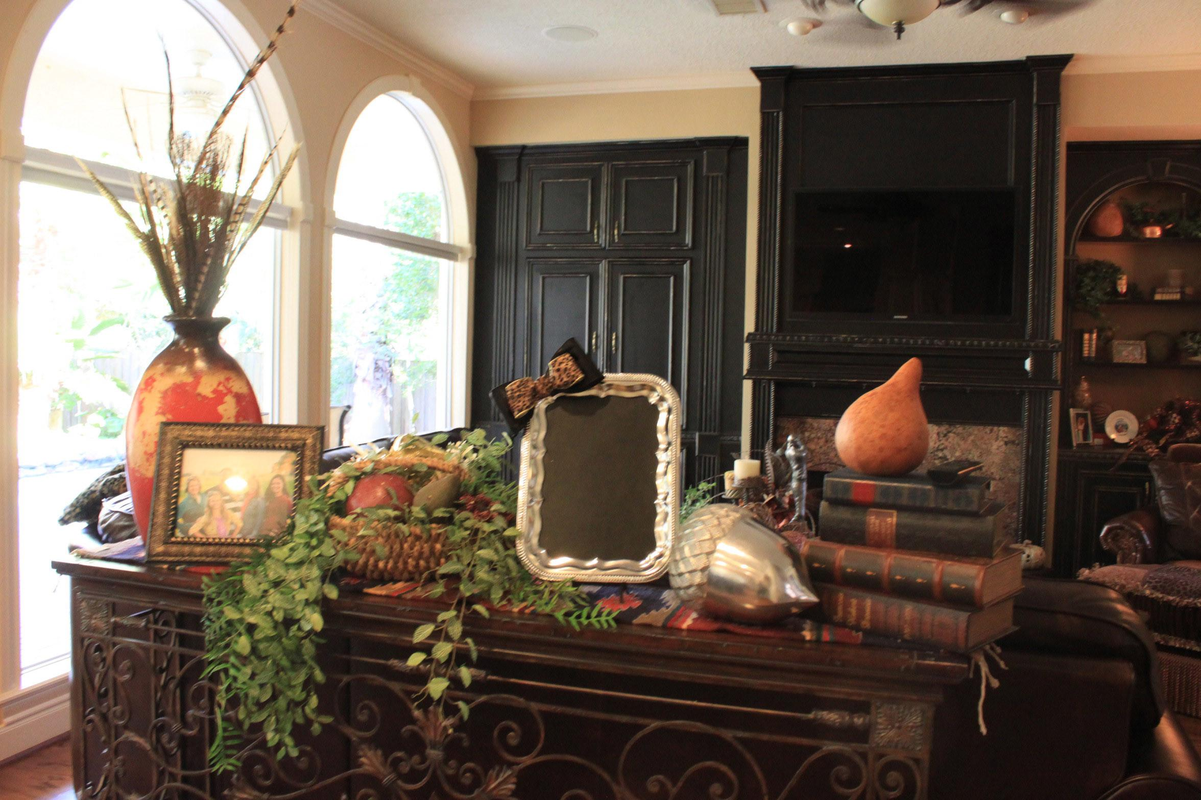 Using Thrift Store Your Fall Decor Too Cheap Blondes
