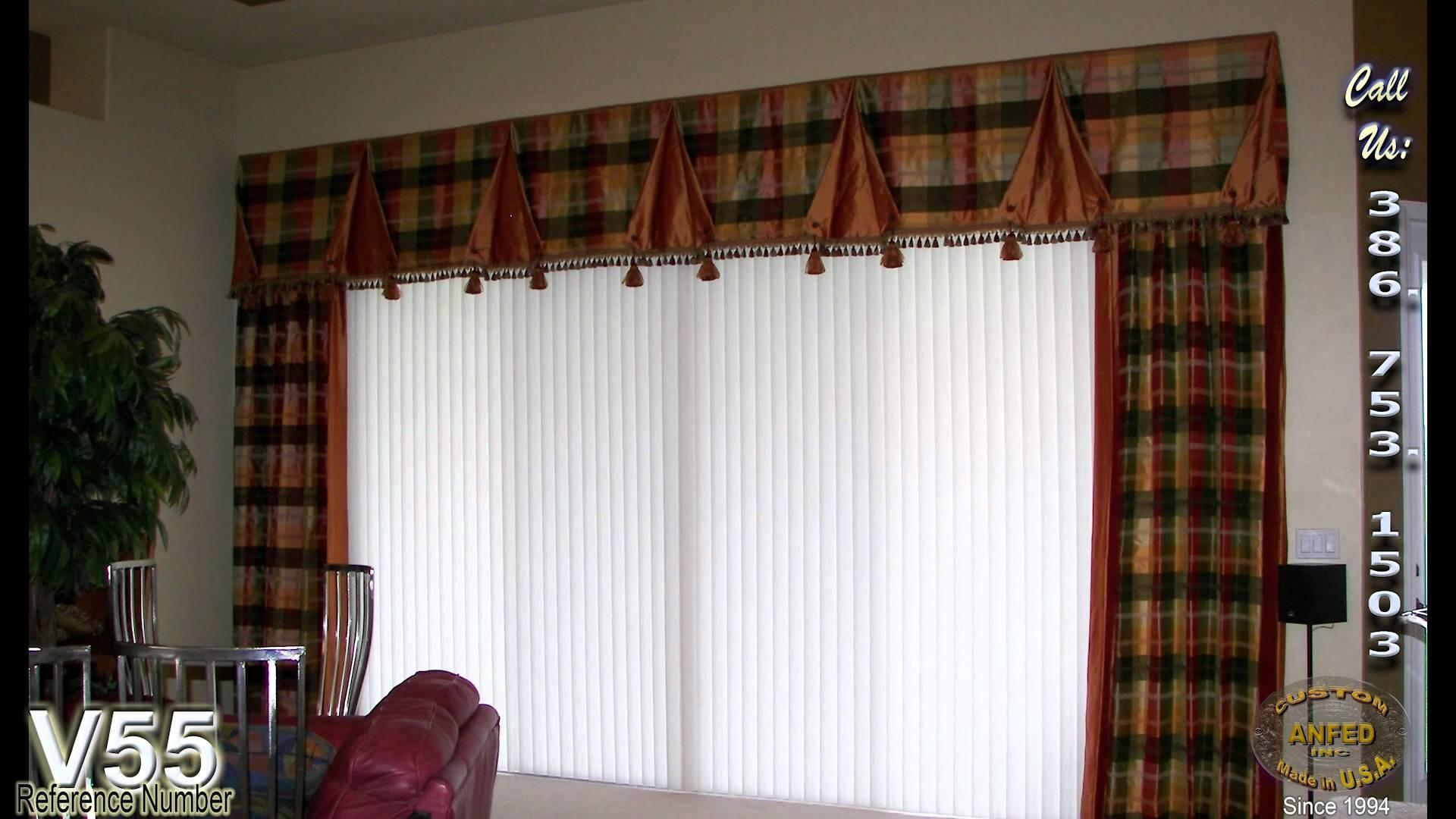 Valances Beautiful Custom Window Treatments Every