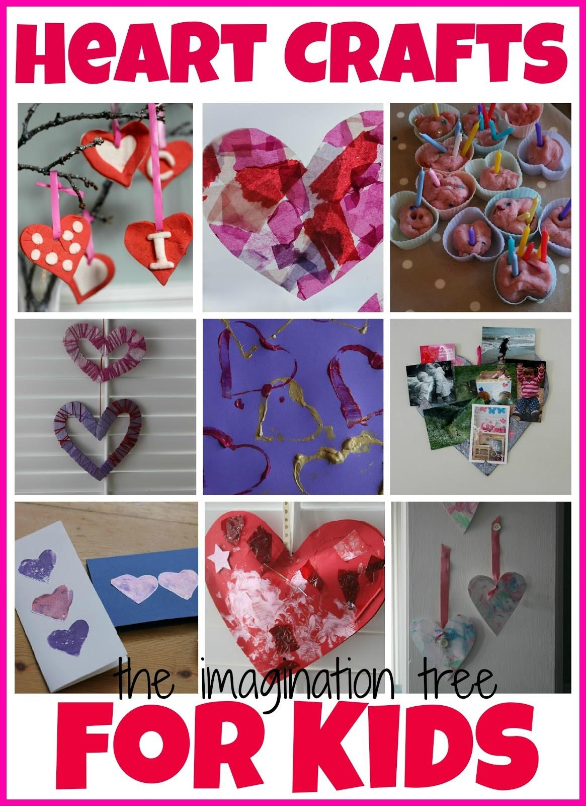 Valentine Art Project Middle School 1000