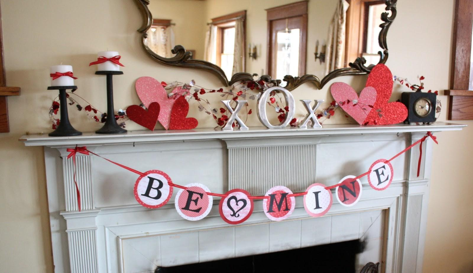 Valentine Day Decorations Ideas 2013 Decorate Bedroom