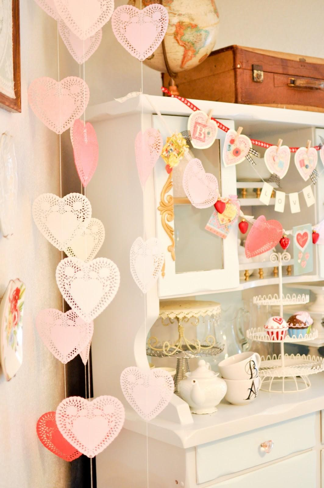 Valentine Day Decorations Ideas Your Home