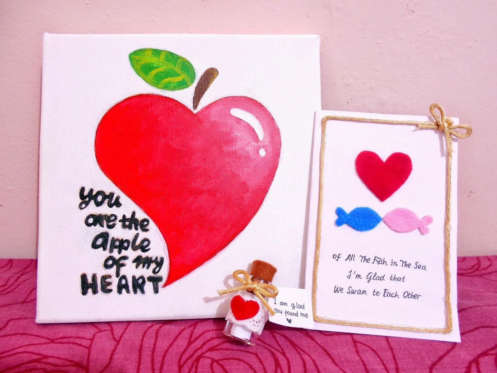 Valentine Day Diy Gift Ideas