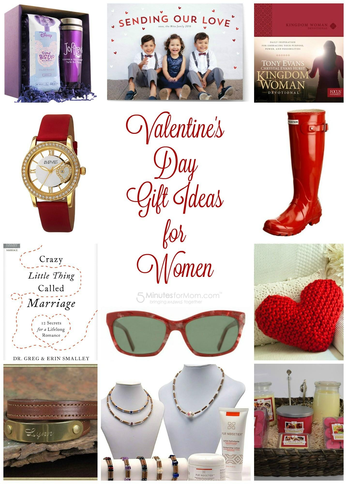 Valentine Day Gift Guide Women Plus 100