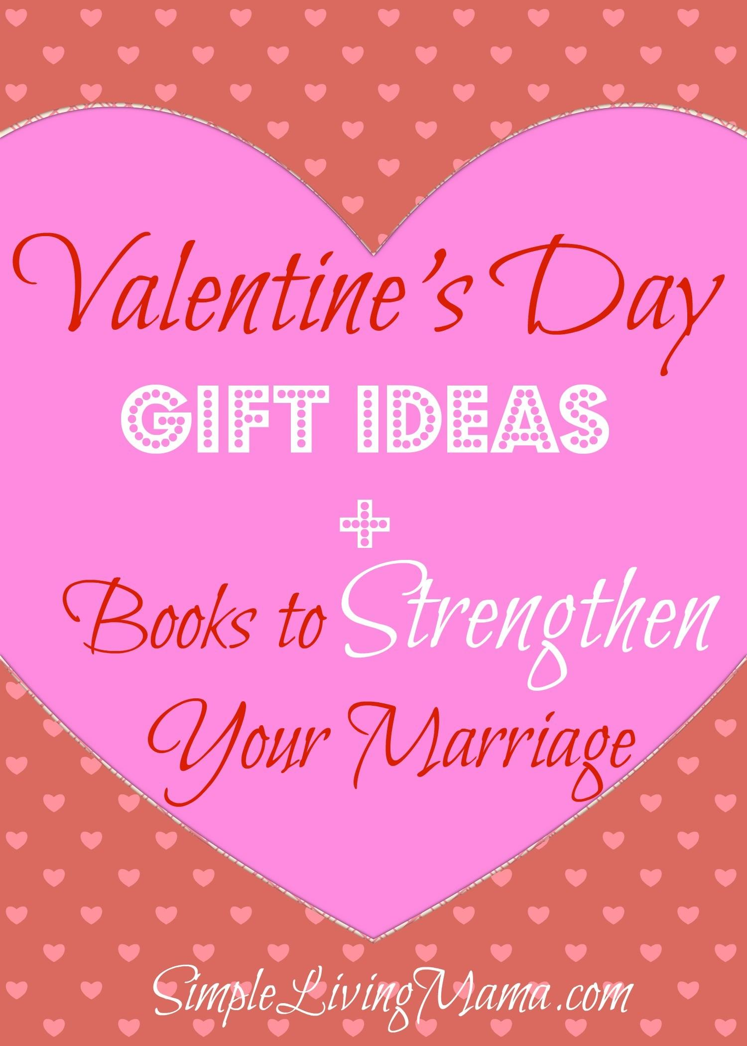 Valentine Day Gift Ideas Books Strengthen Your