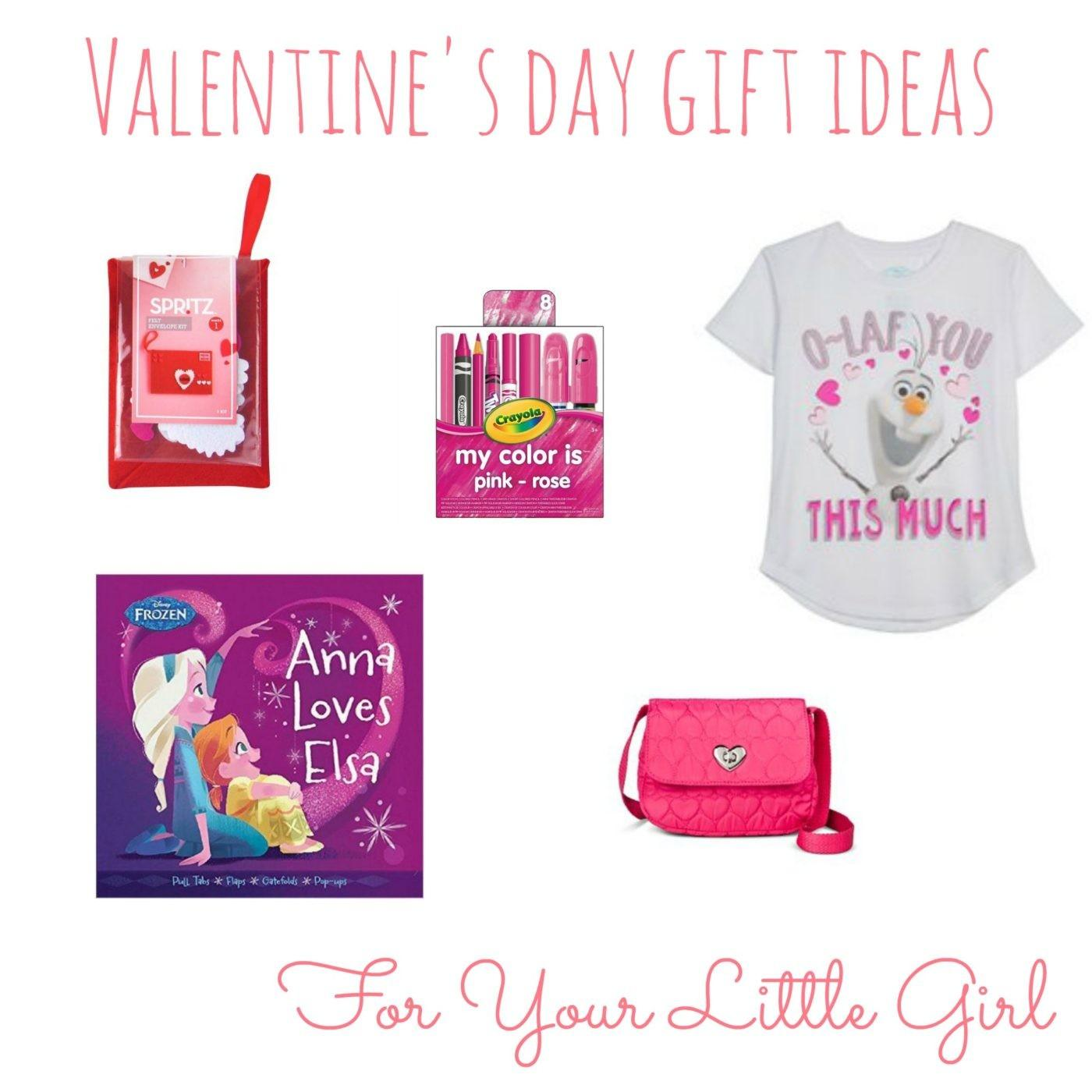 Valentine Day Gift Ideas Your Little Girls Simple