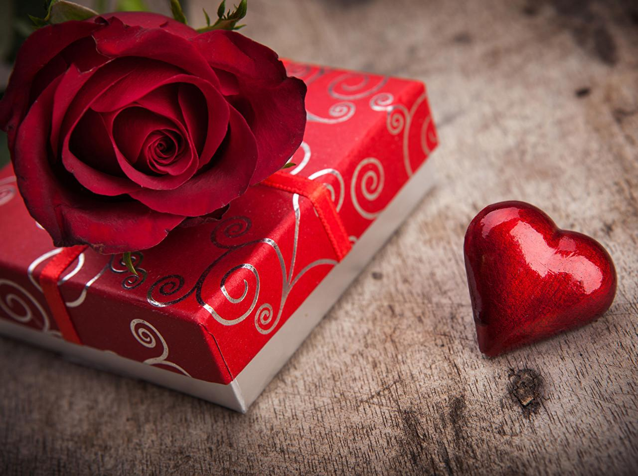 Valentine Day Heart Roses Wine Color Gifts Flowers