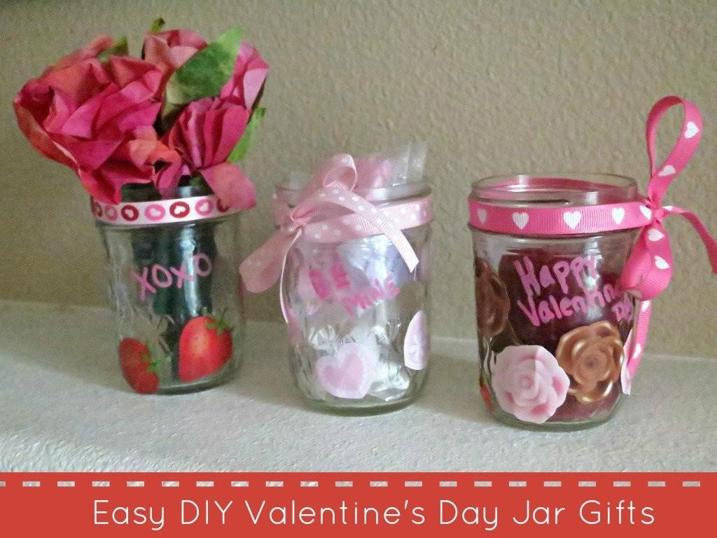 Valentine Day Jar Gifts Made Easy Sippy Cup Mom