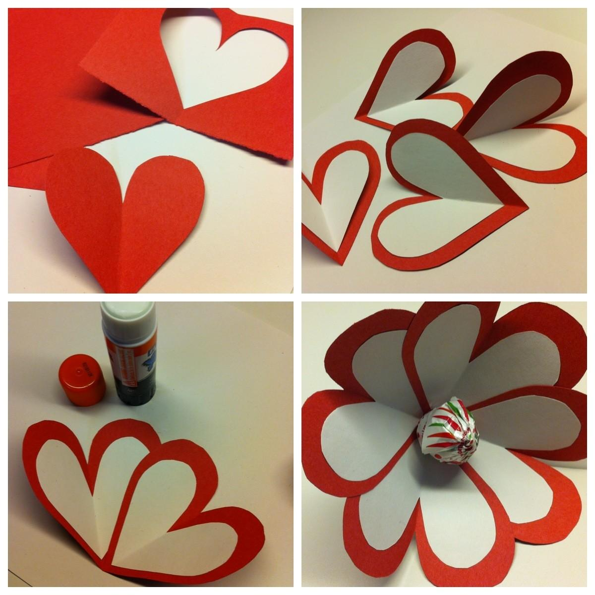 Valentine Day Kids Crafts Ideas