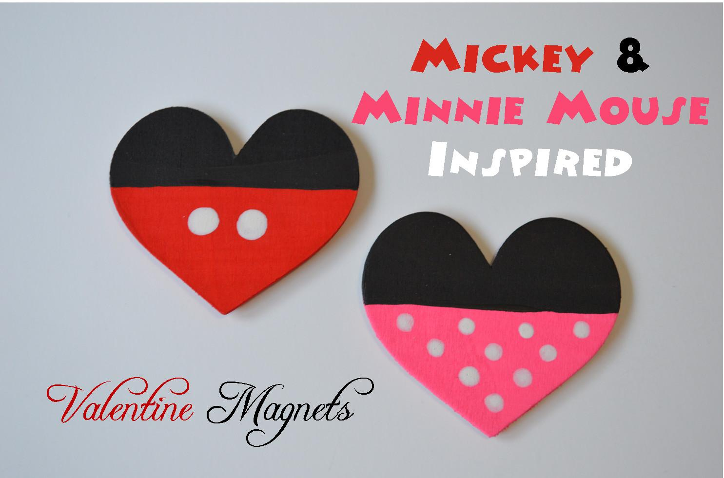 Valentine Day Mouse Ears Mom