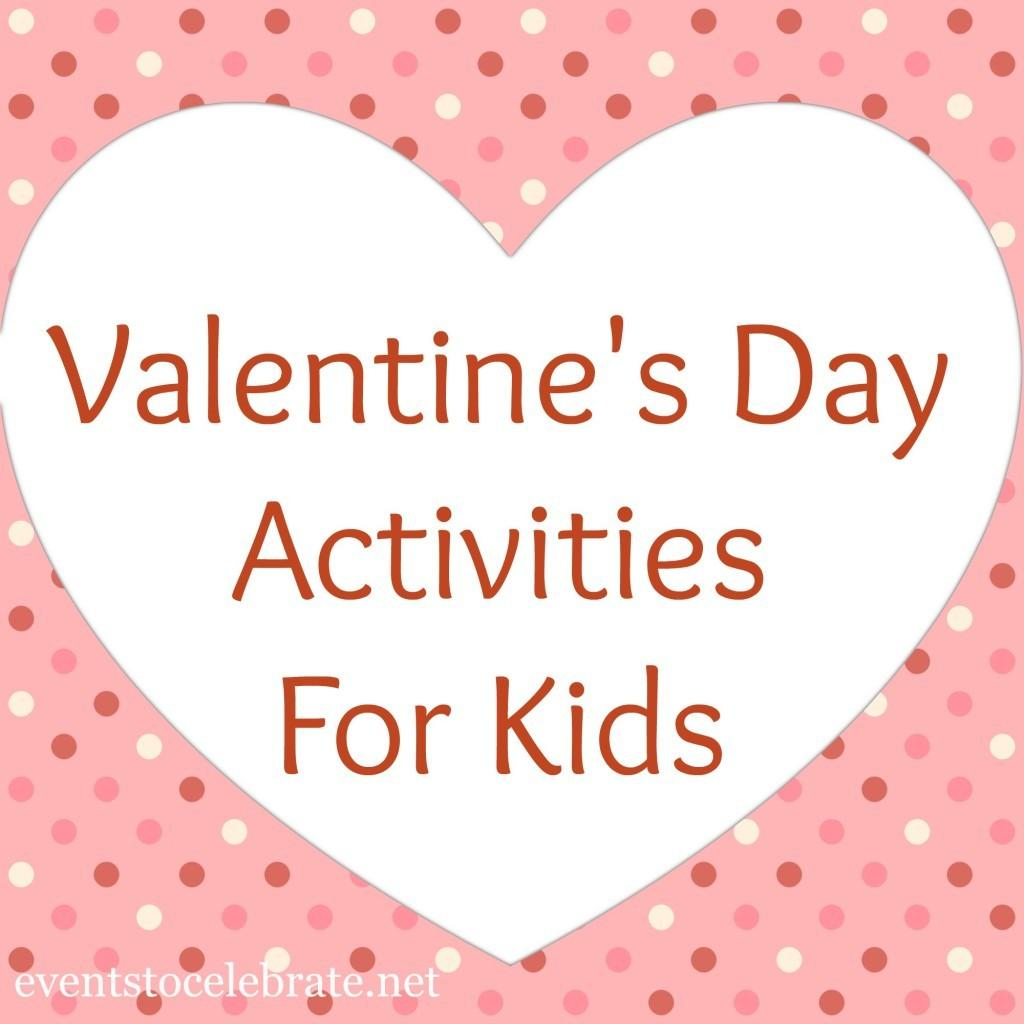 Valentine Day Party Activities Events Celebrate