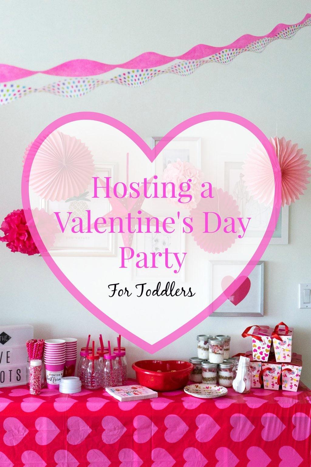 Valentine Valentines Day Party Ideas