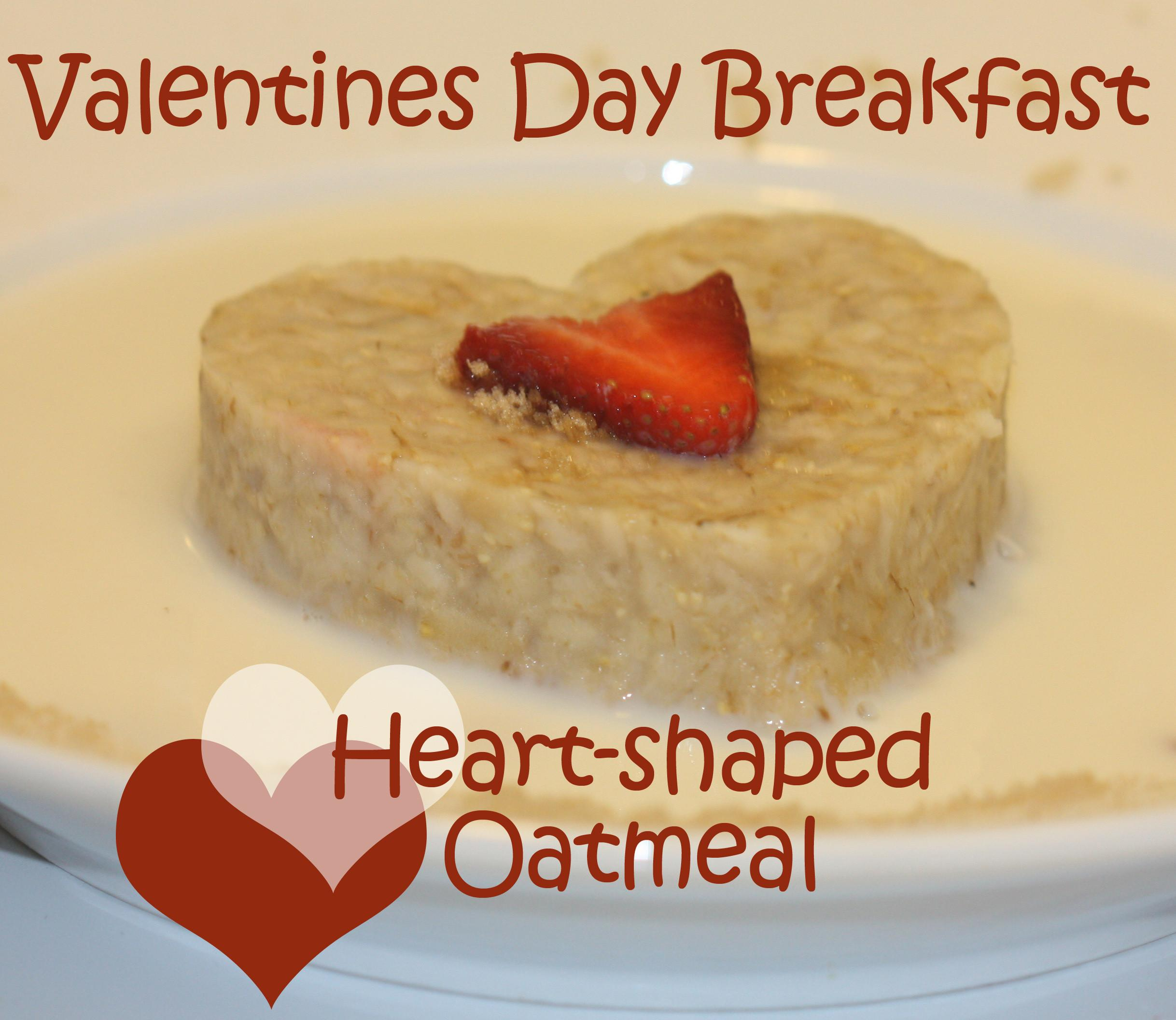 Valentines Day Breakfast Laughing Losing