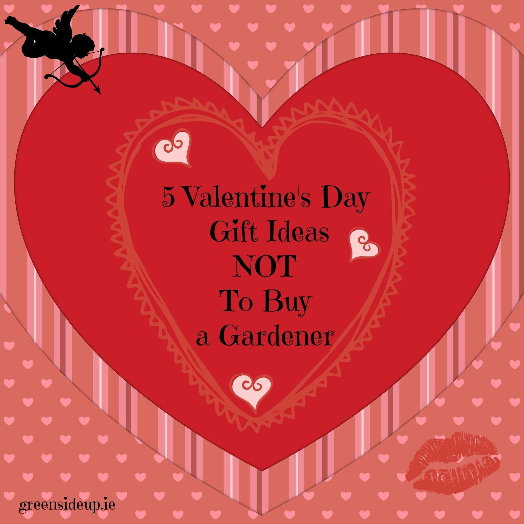 Valentines Day Gift Ideas Gardenergreenside