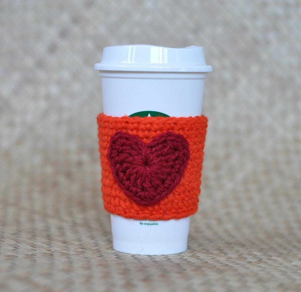Valentines Day Gifts Handmade Cup Cozies Creative Ads