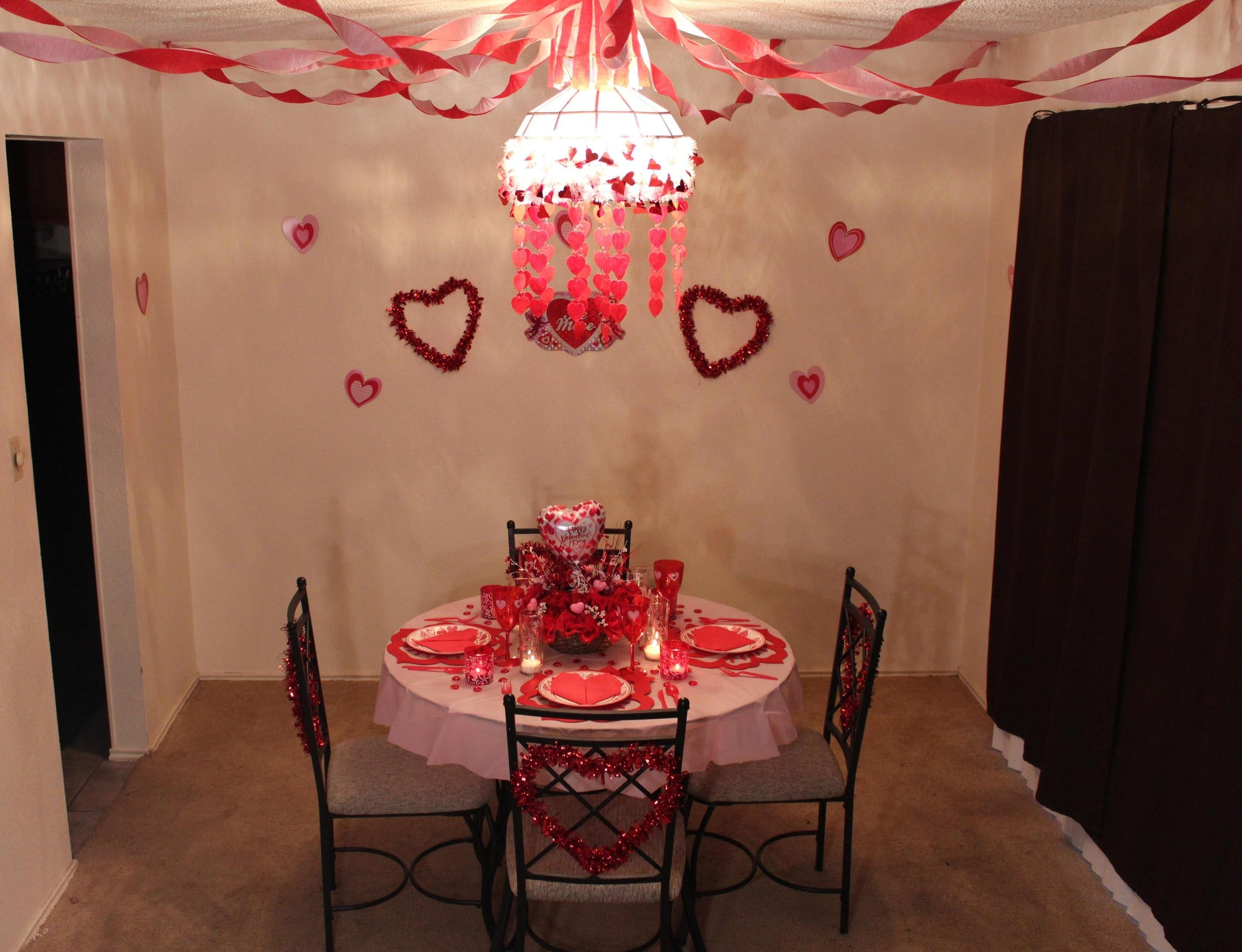 Valentines Day Party 2014 Using Dollar Tree Items