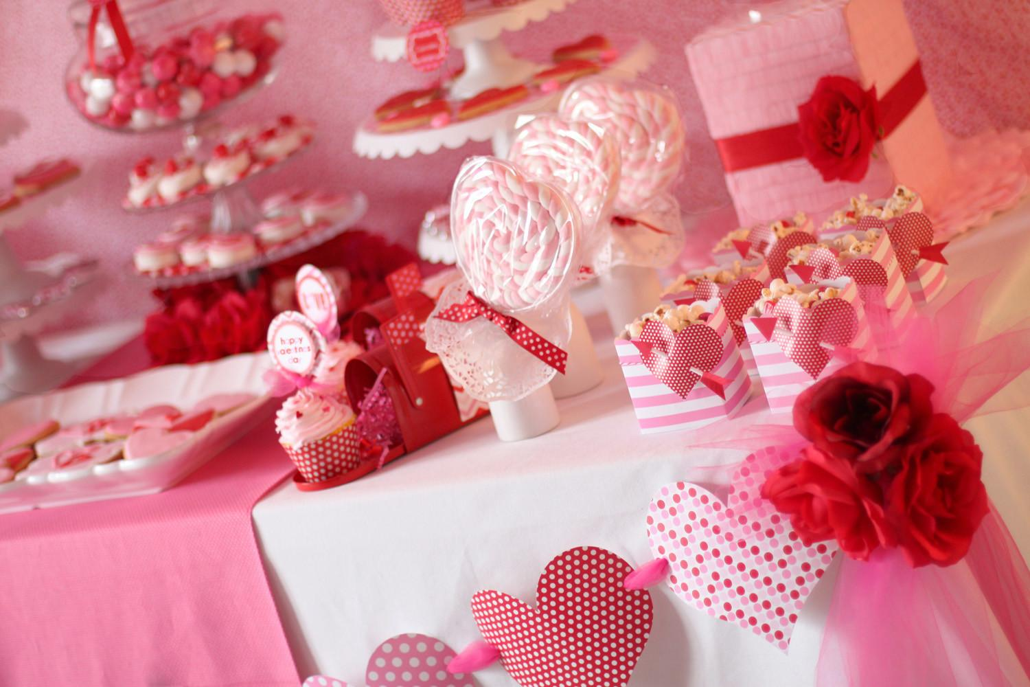 Valentines Day Party Decoration Ideas 2017 2018 Best