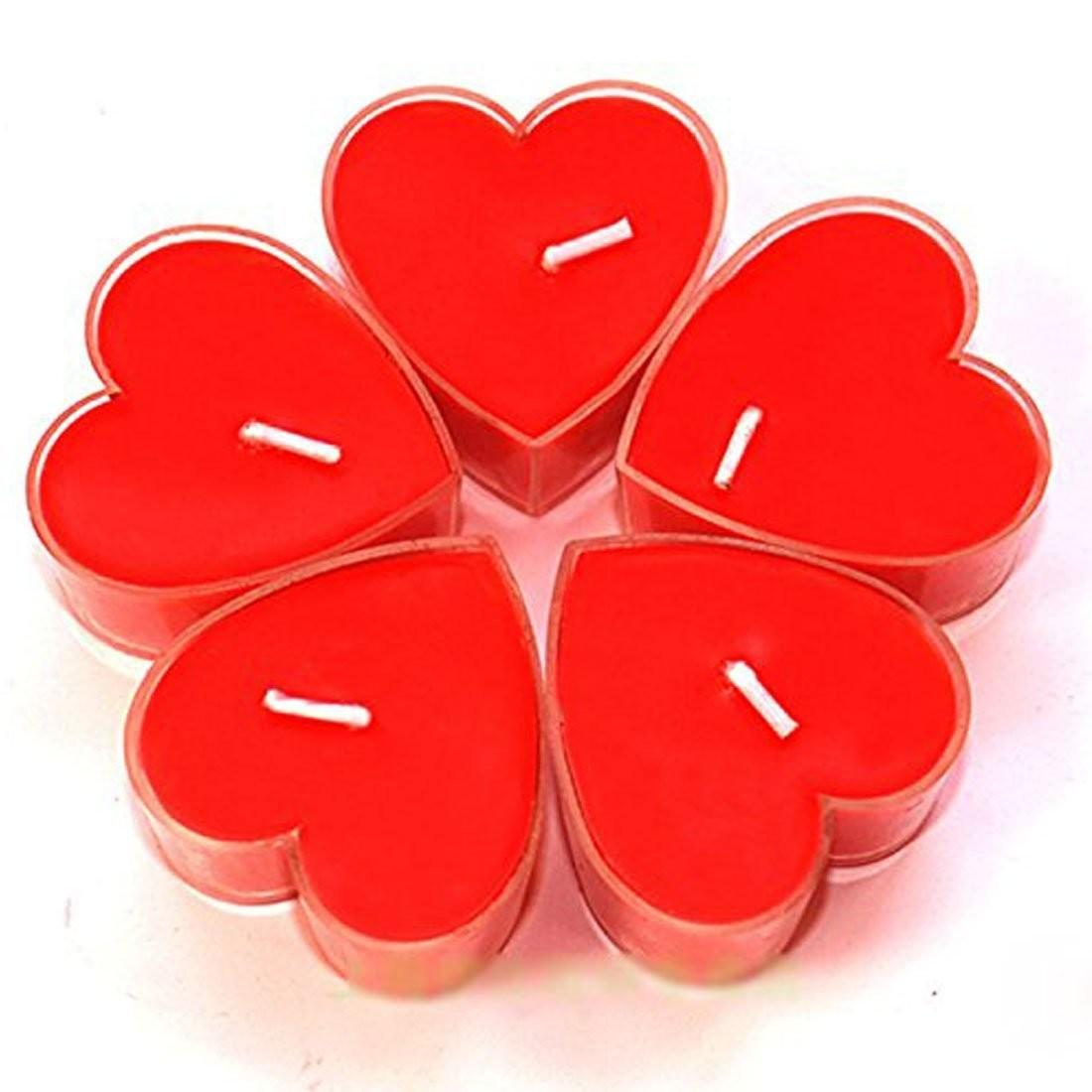 Valentines Day Tealight Floating Candles Valentine