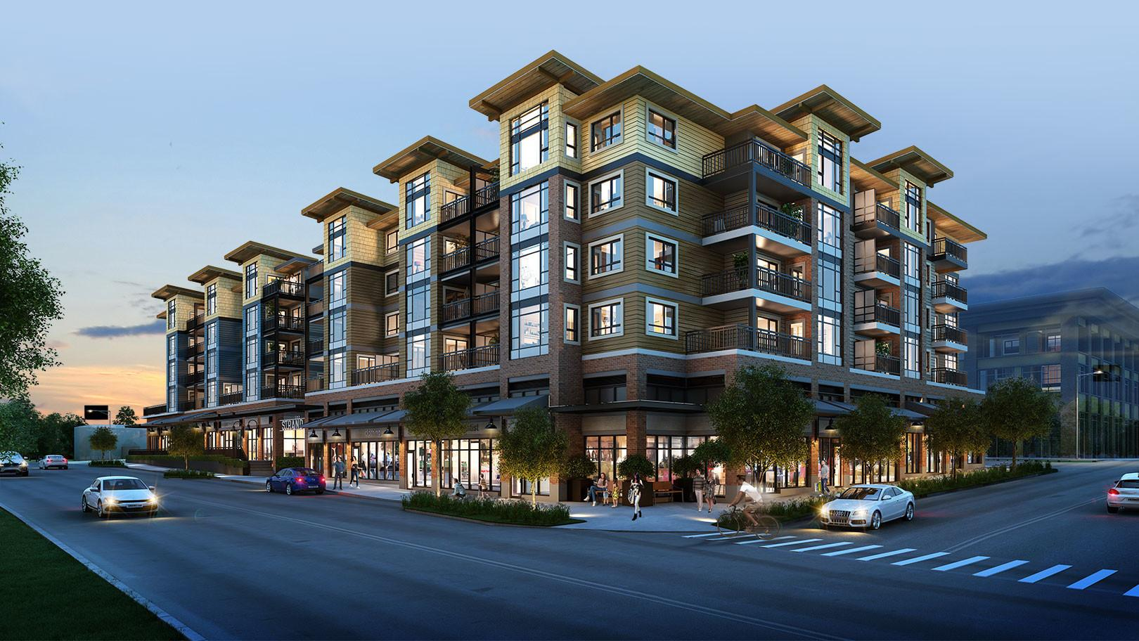Vancouver Developer Offers Sell Condos Downpayment