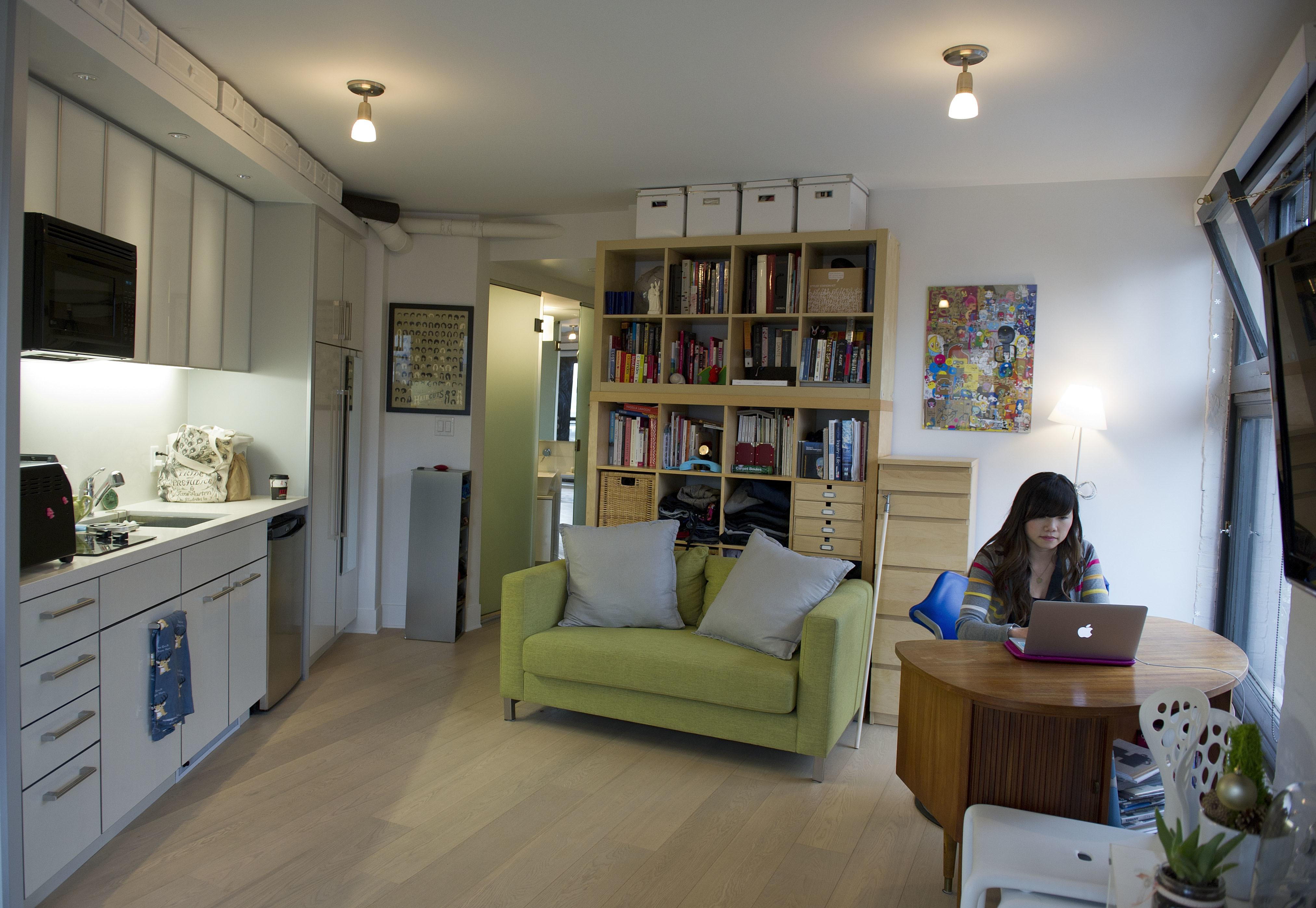 Vancouver Micro Lofts Canada Tiniest Rental Suites