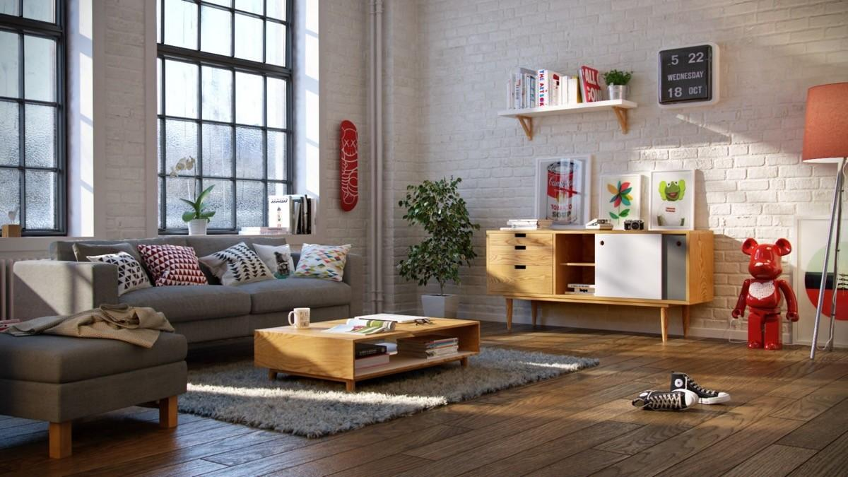 Variety Scandinavian Living Room Designs Looks Perfect