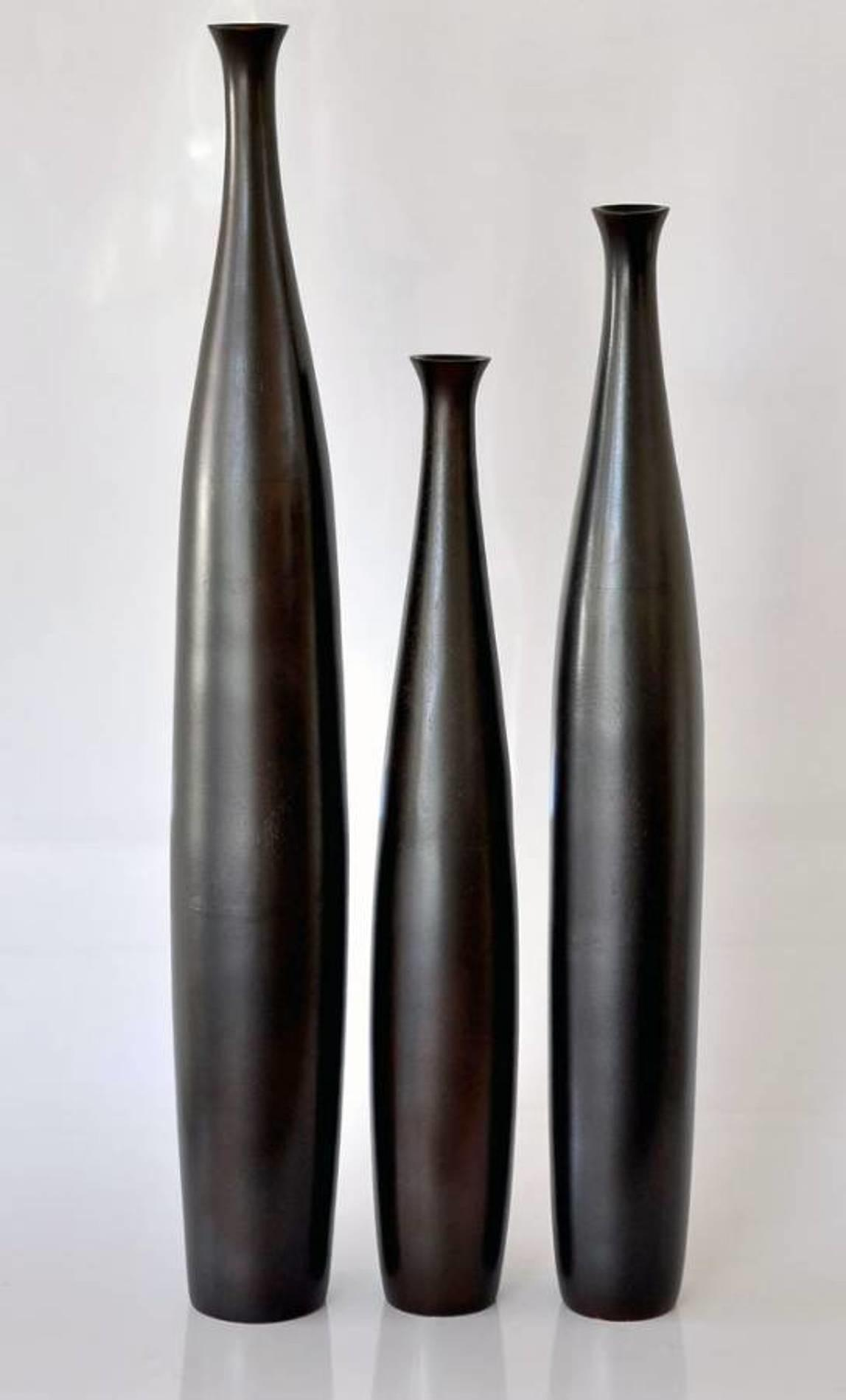 Vases Design Ideas Brown Very Elegant Choice
