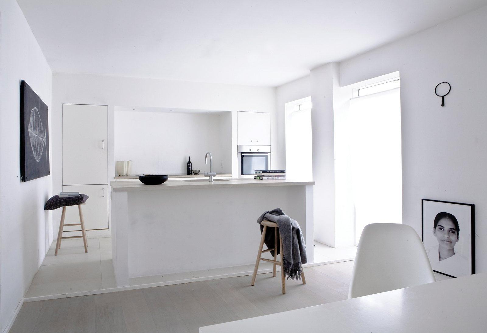Vedbaek House Renovated Denmark Norm