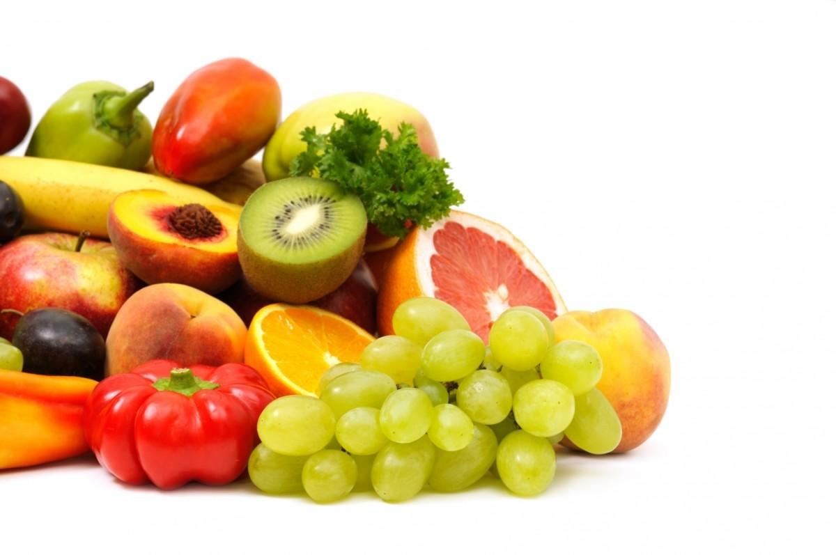 Vegetable Fruit Facts Healthy Families
