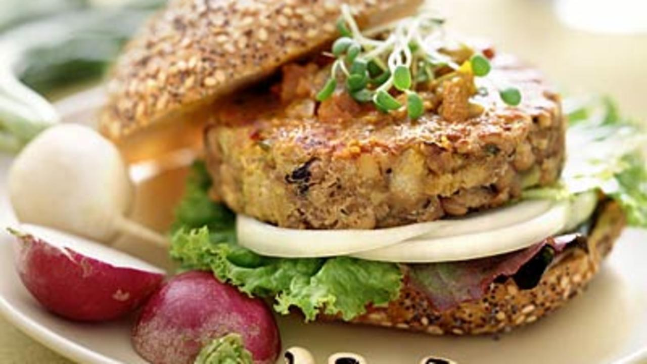 Veggie Burger Recipes Love Health
