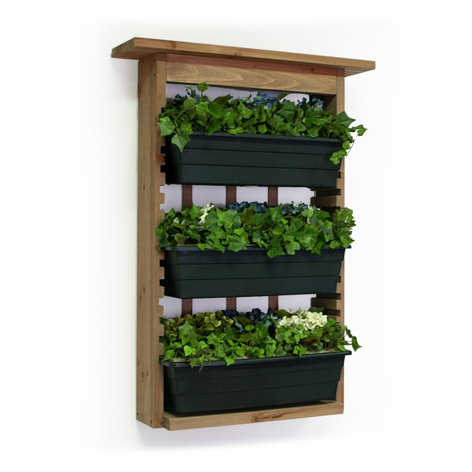 Vertical Gardens Slide Out Planters