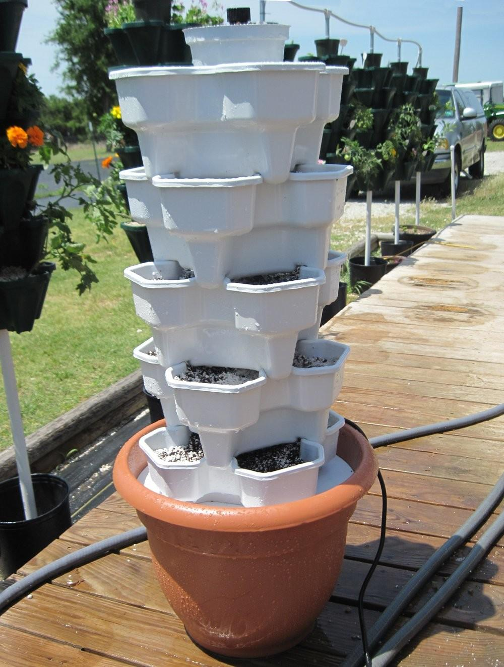 Vertical Grow Towers Your Garden Faster