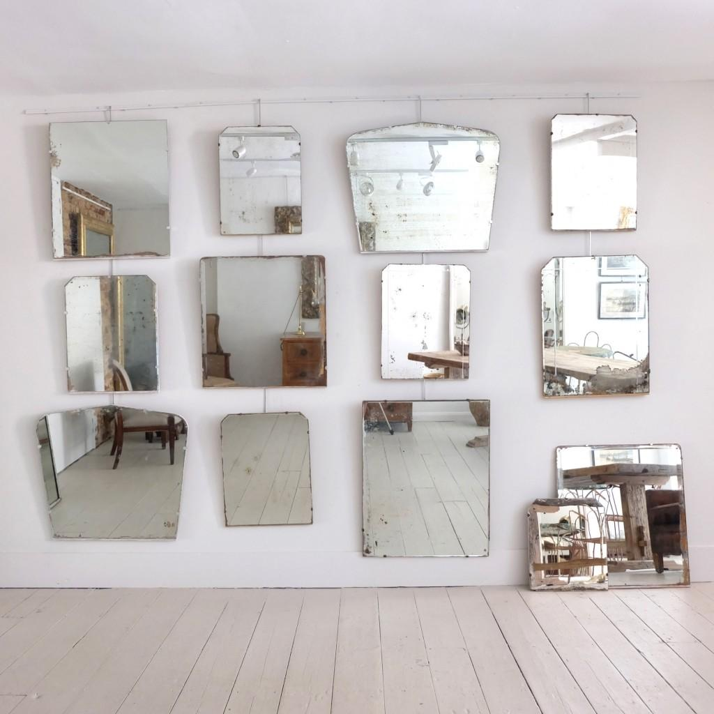 Very Chic Collection Mirrors Remodelista