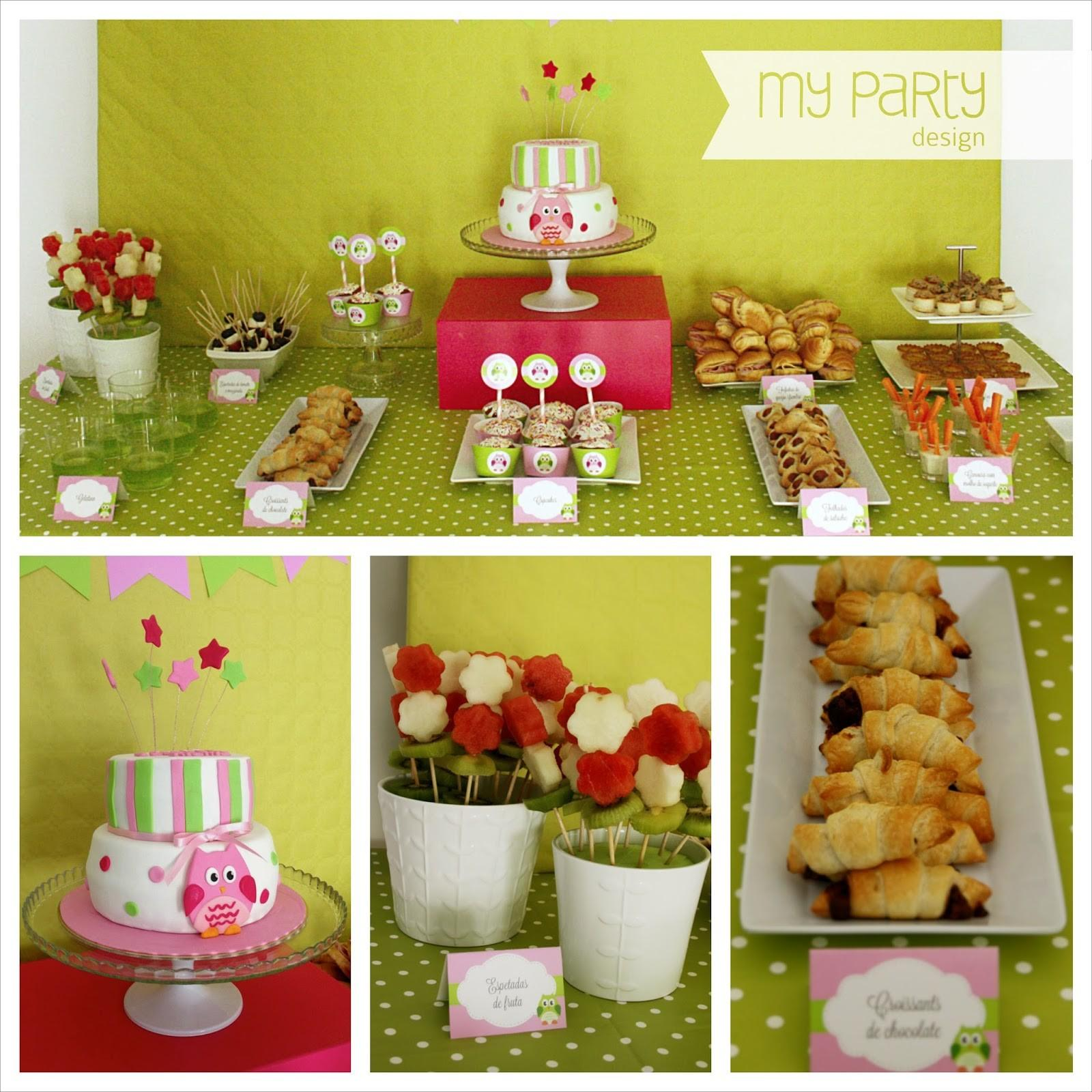 Very Special Owl Baby Shower Party Design Blog