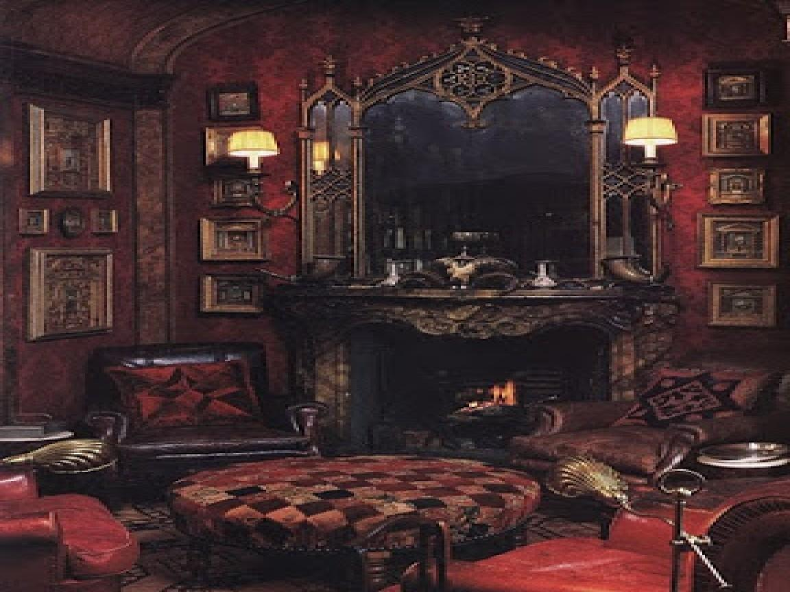 Victorian Gothic Bedroom Inspiration House Plans