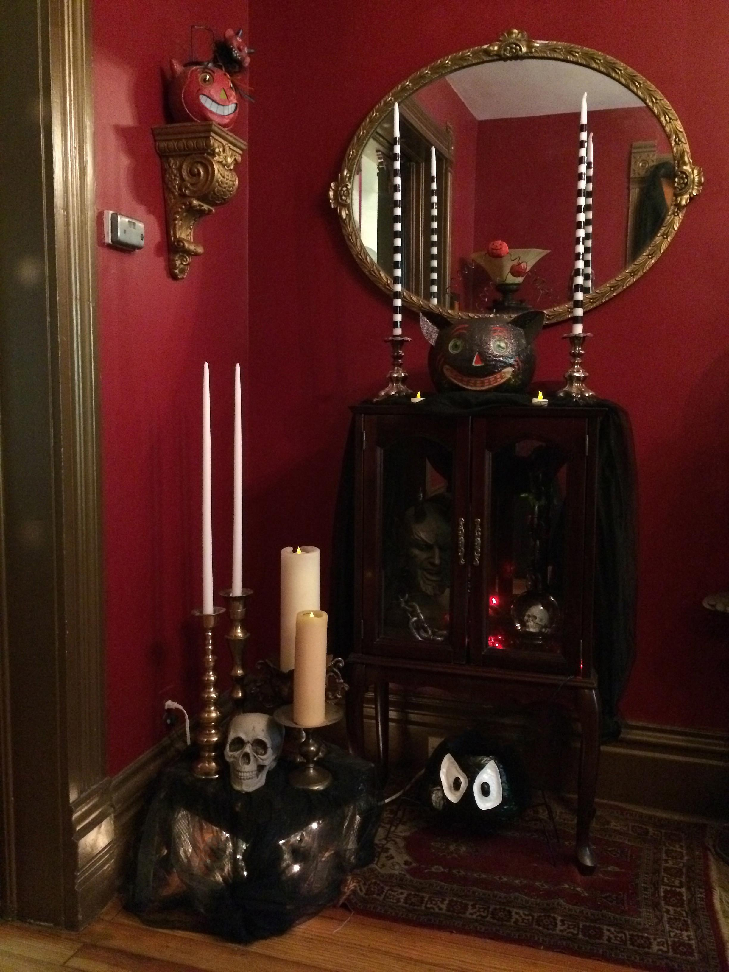 Victorian Gothic Halloween Home Tour Today