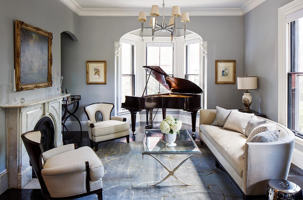 Victorian House Makeover Living Style Design