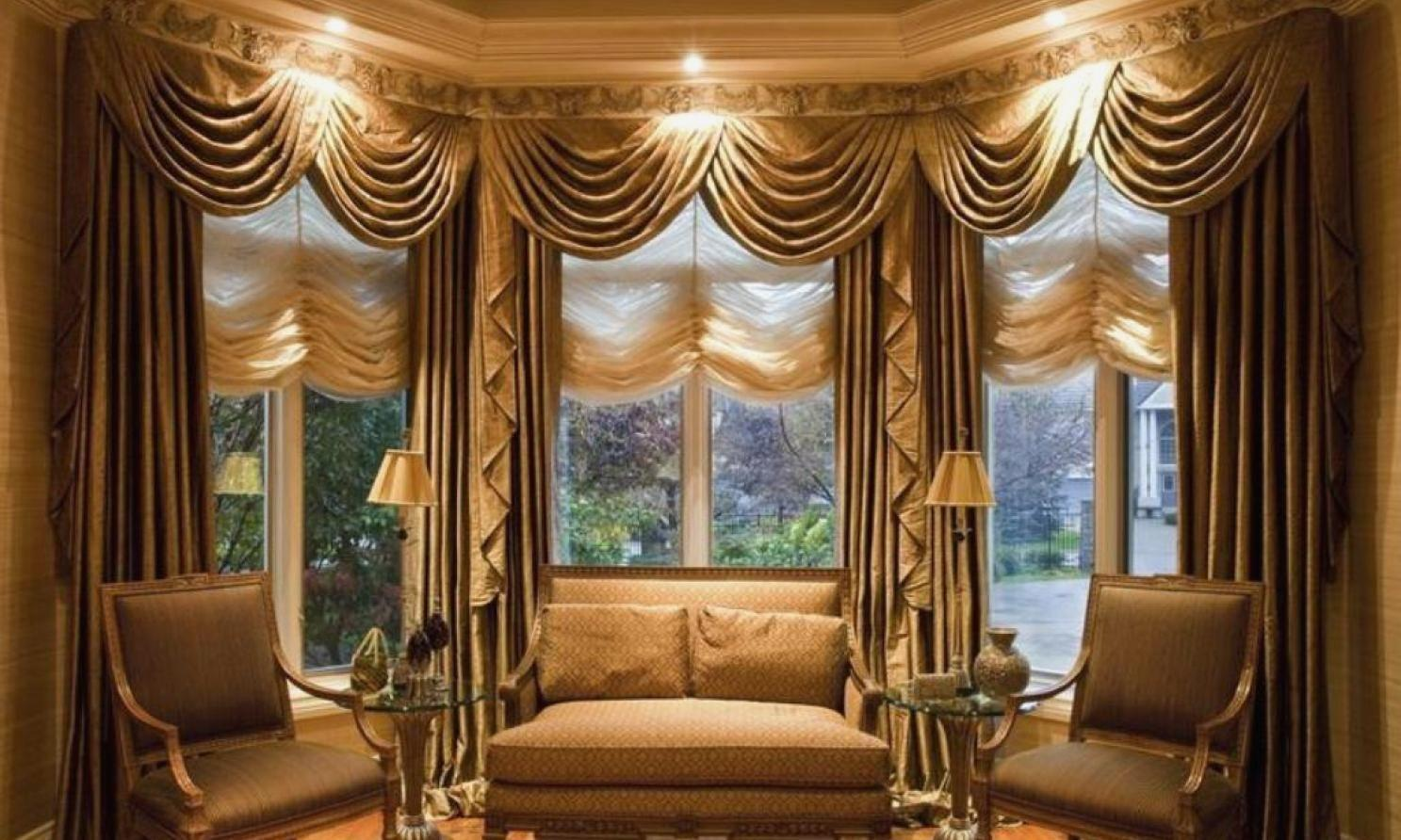 Victorian Style Curtains Beautiful
