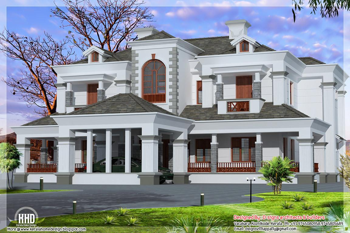 Victorian Style Luxury Home Design Appliance