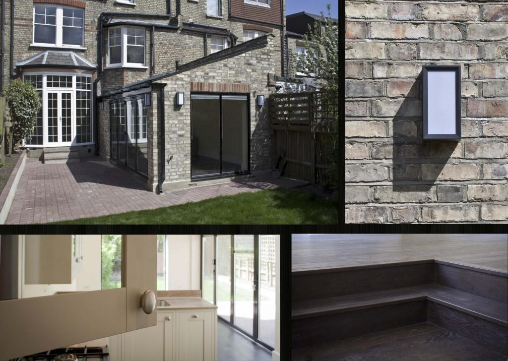 Victorian Terraced House Extension London N10
