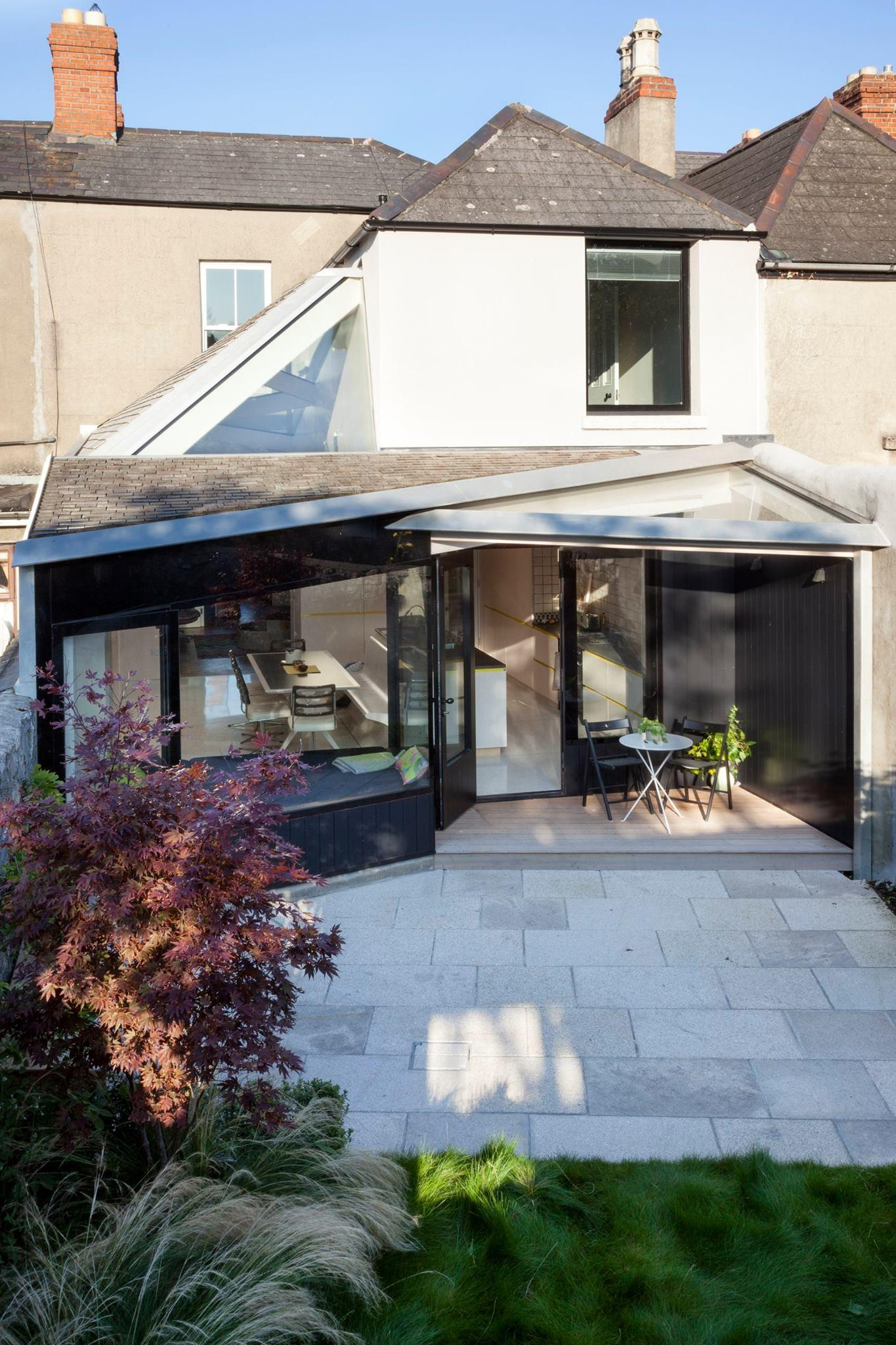 Victorian Terraced House Rear Extension Renovation