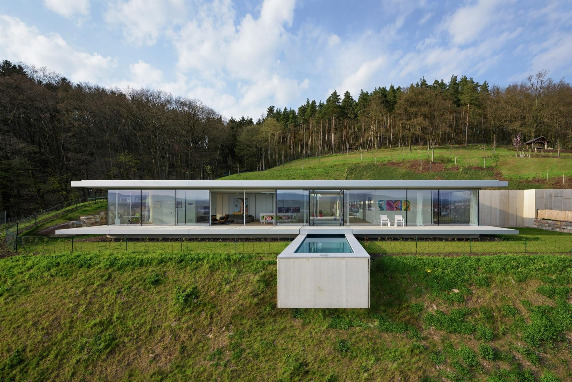Villa Paul Ruiter Architects Archdaily