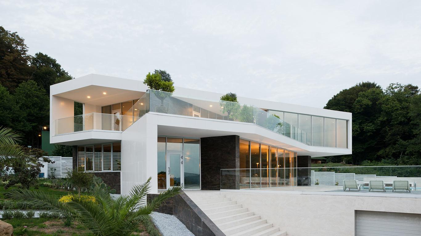 Villa Spacious Contemporary House Sochi Russia