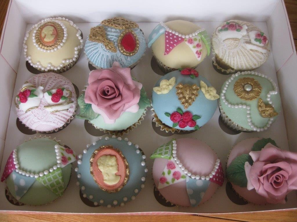 Vintage Cup New 461 Cupcakes Liverpool