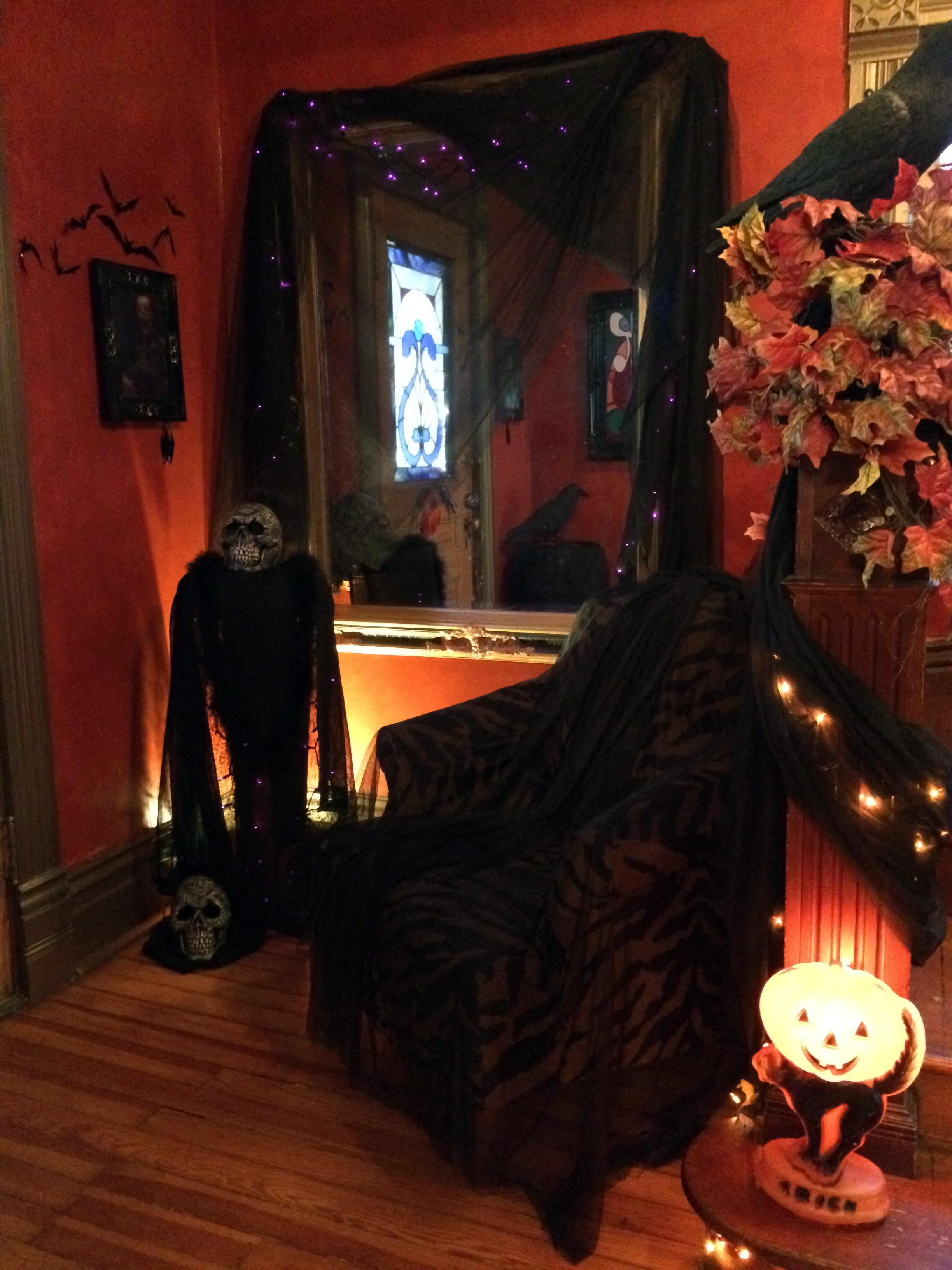 Vintage Halloween Decorations Ideas Magment