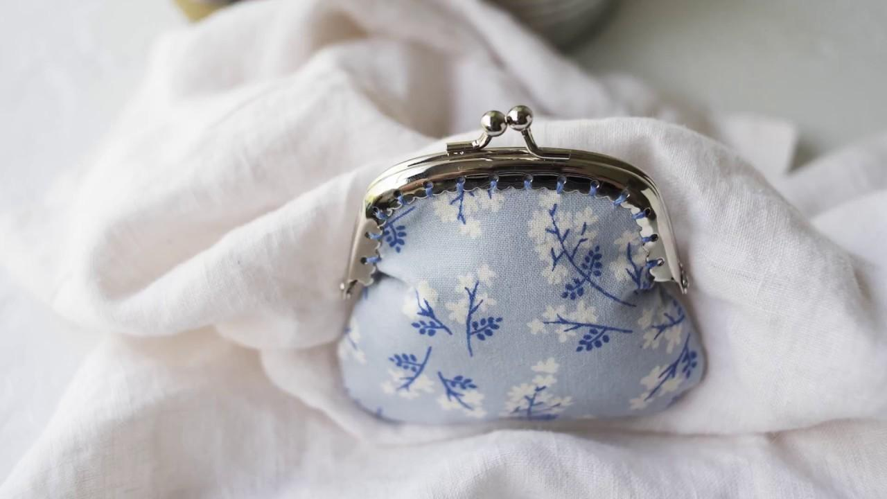 Vintage Inspired Coin Purse Crafts Diy Projects